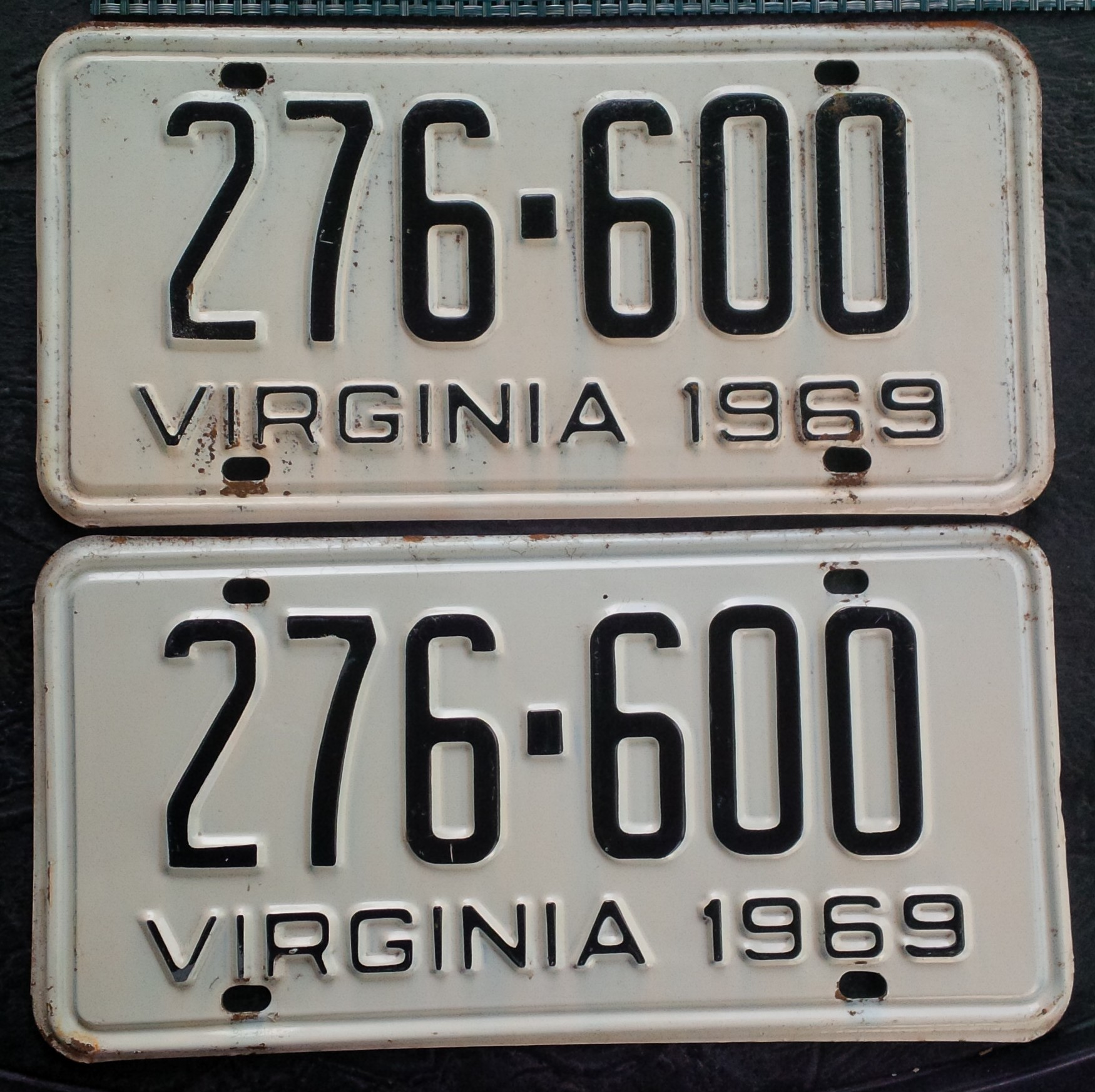 Andrew Pang - Year-of-Manufacture (YOM) License Plate Trade List